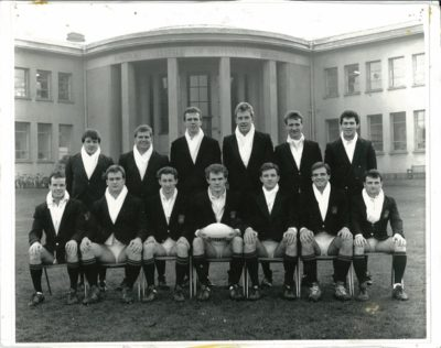 Dublin University Football Club - Trinity Rugby