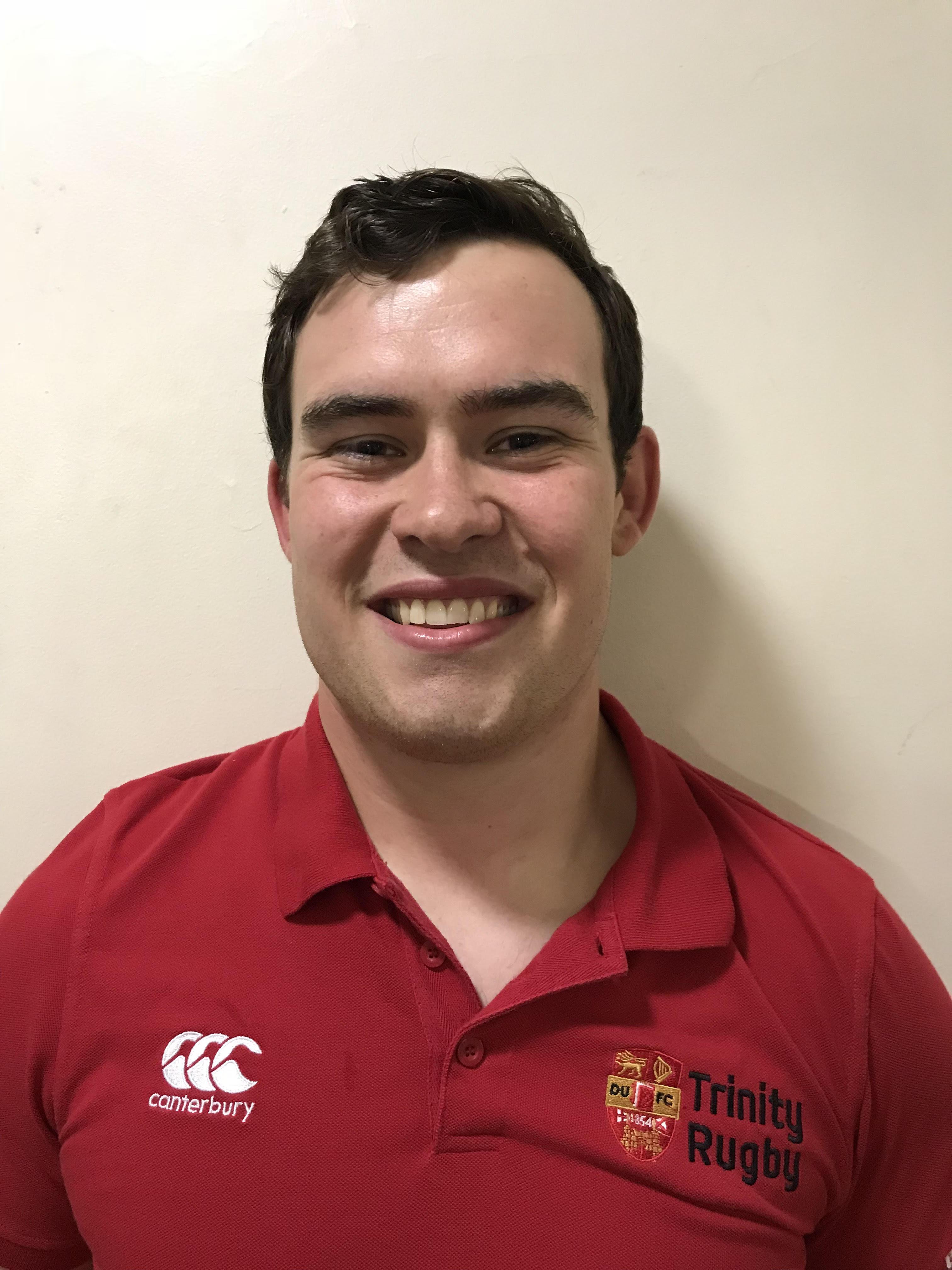 Doyle - Dublin University Football Club - Trinity Rugby
