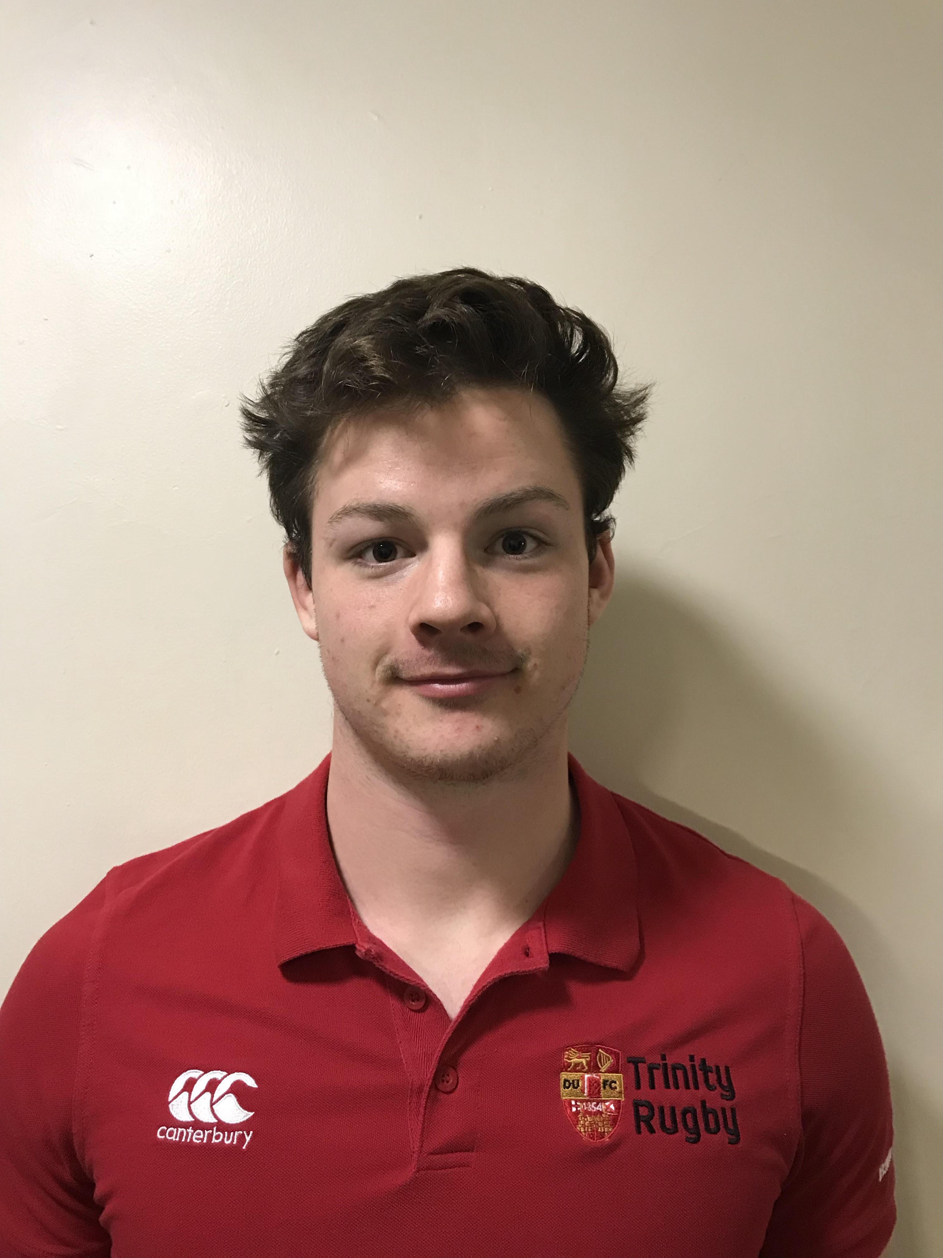 Dunne - Dublin University Football Club - Trinity Rugby