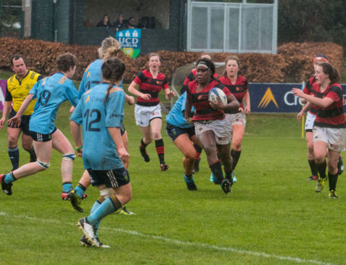 UCD edge out D.U.F.C. Women in Colours…