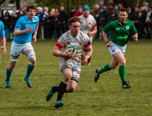 D.U.F.C. defeat Garryowen and move on to AIL SEMI FINAL
